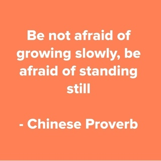IMAGE OF CHINESE PROVERB