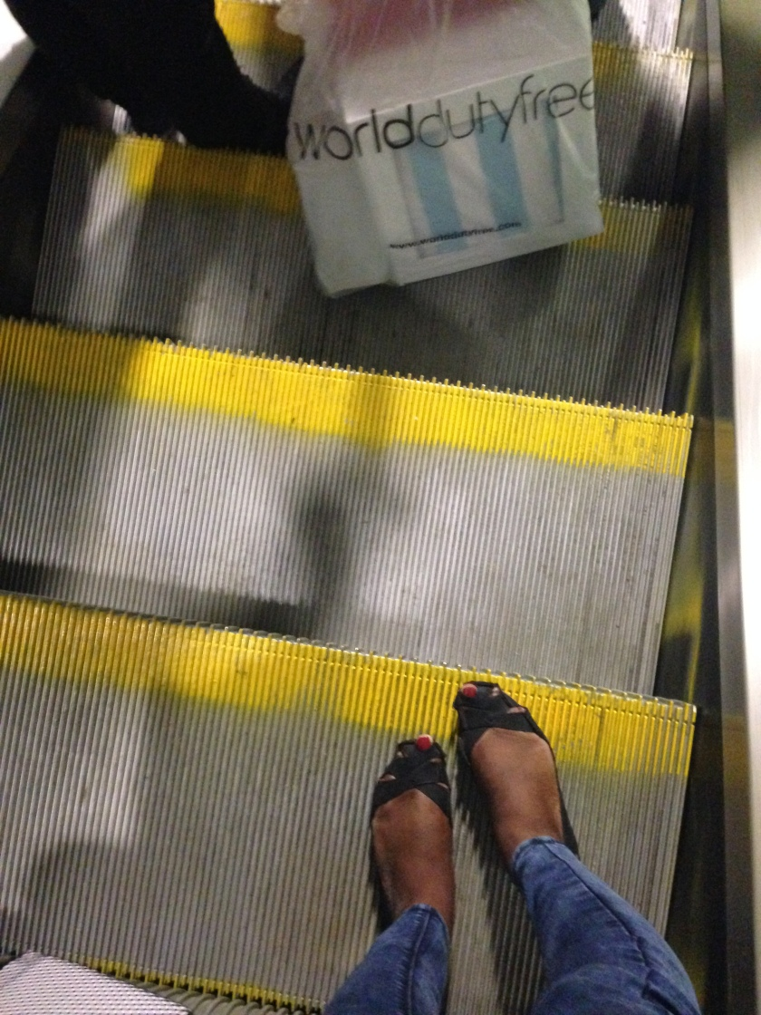 ignore the ashy feet